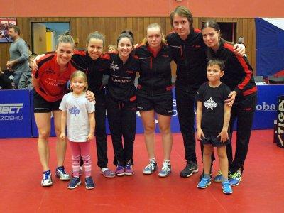 Naše ženy potvrdily postup do čtvrtfinále ligy mistryň vítězstvím nad Linzem