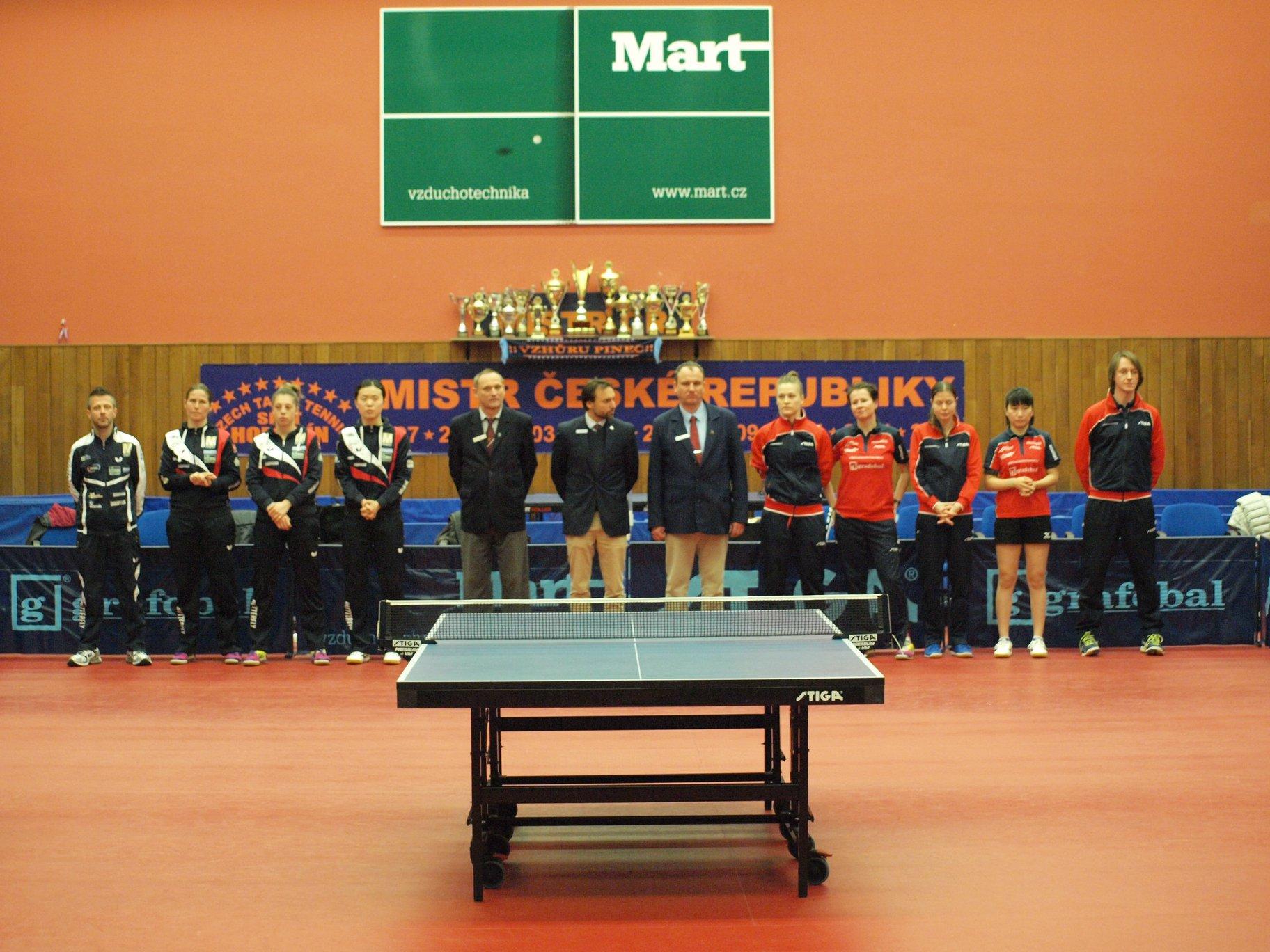 Hodonín prohrál i odvetné utkání proti Metz-TT a ukončil pouť evropskými poháry ve čtvrtfinále poháru ETTU