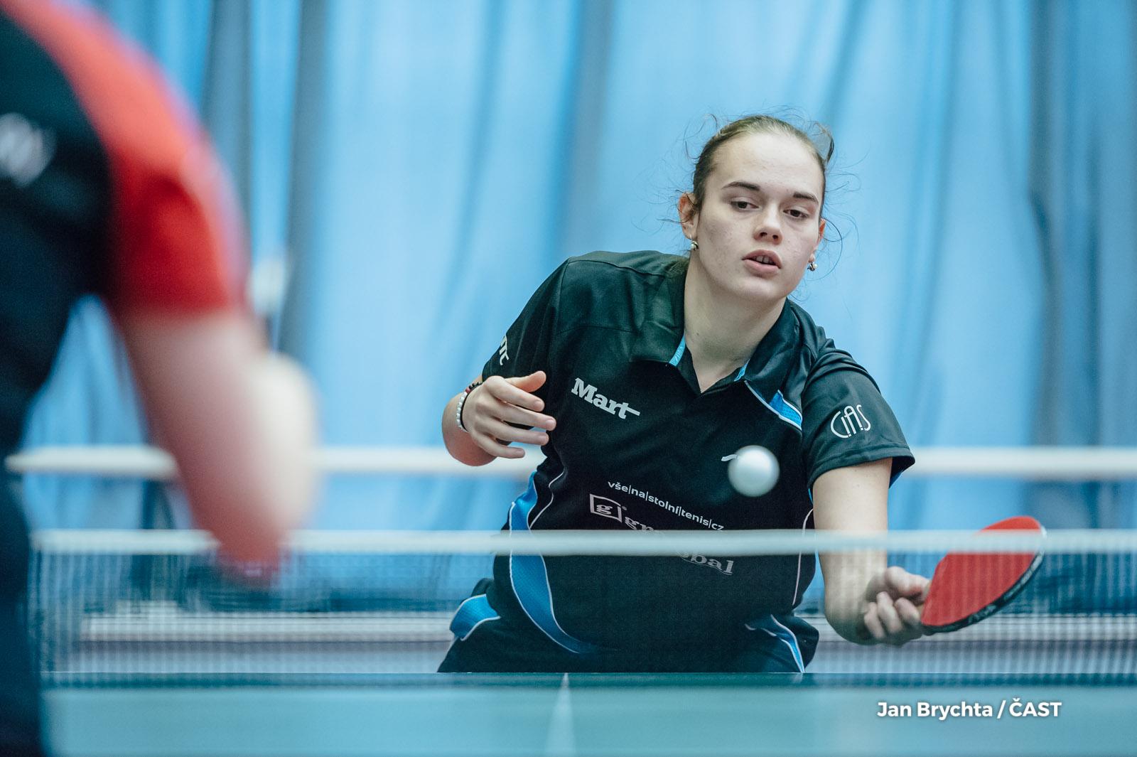 Anežka Ilčíková stříbrná na turnaji v Hluku