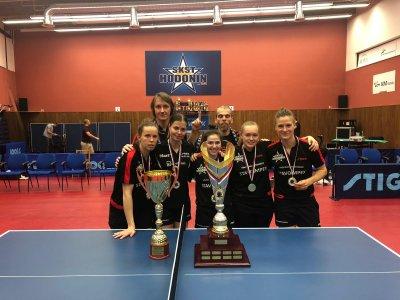 Hodonín otočil finále extraligy žen a získal třináctý titul v historii!!!