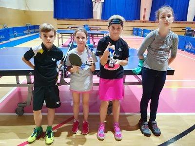 Naši mladí se zúčastnili dalších republikových turnajů v Havířově a Ostravě