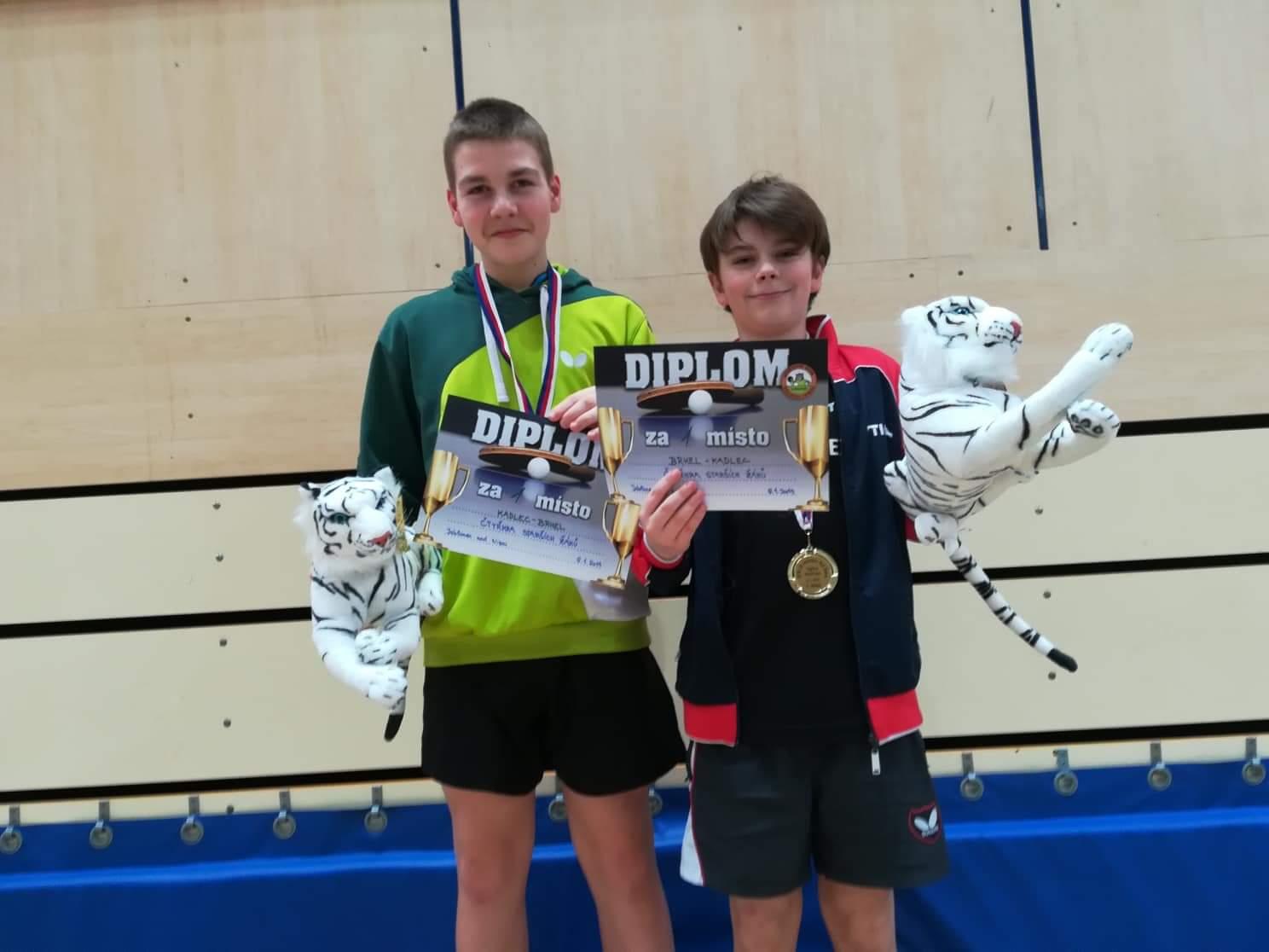 Bodovací turnaje mládeže pokračovaly v Liberci a Jablonci nad Nisou