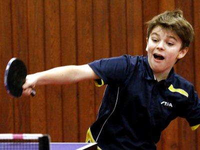Štěpán Brhel pátý na žebříčkovém turnaji staršího žactva
