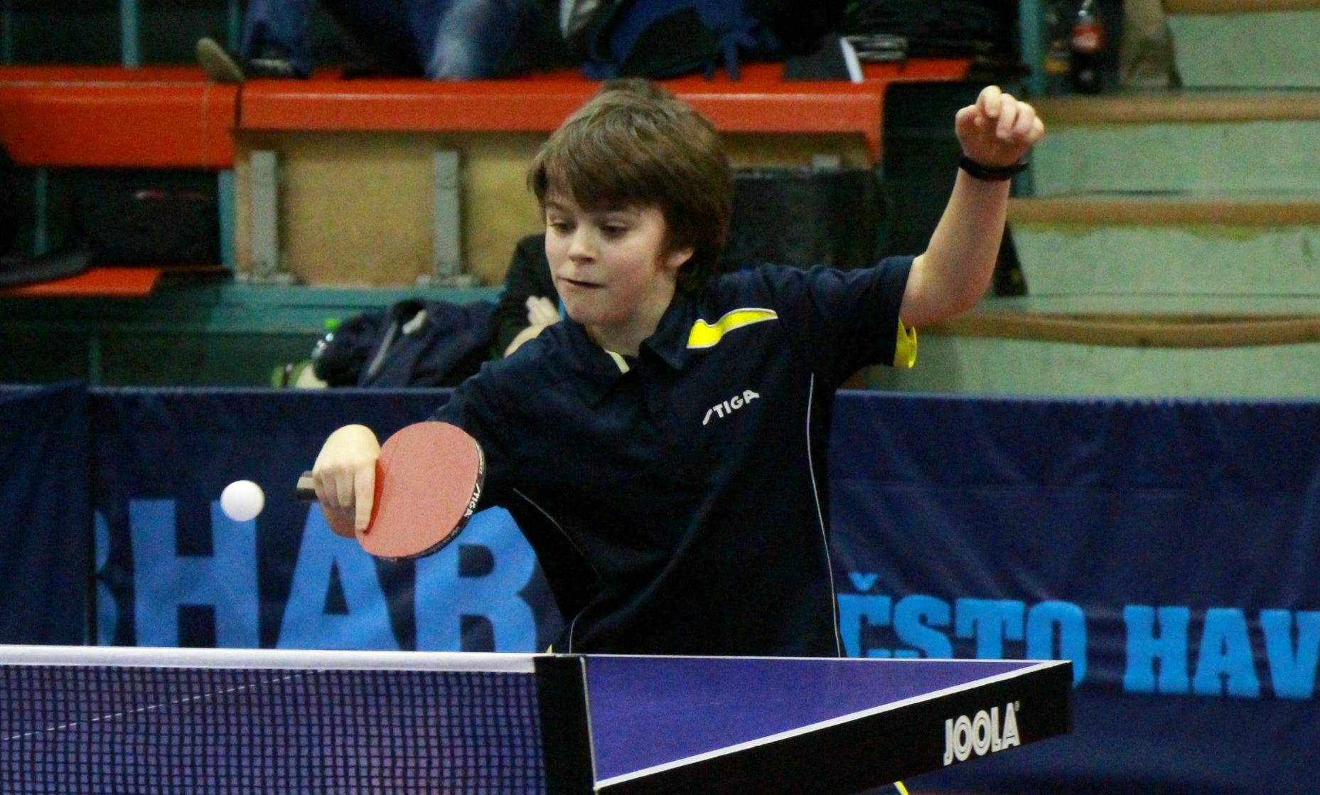 Štěpán Brhel vyhrál i třetí republikový turnaj mladšího žactva