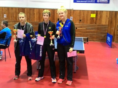 Čtyři medaile z republikových turnajů v Ostravě a Havířově